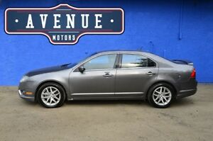 2010 FORD FUSION - 4 Door Sedan V6 SEL AWD