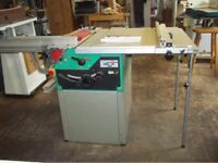 Lurem former Del 18 Table Saw
