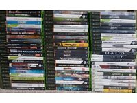 Loads of games for sale (PC, Xbox 360, Original Xbox)