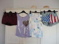 Size 6-8 Summer Clothes Bundle