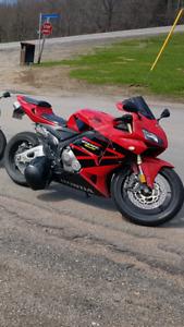 2006 CBR600RR 16k KMS