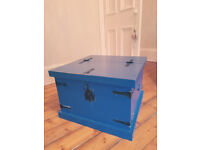 PINE CHEST (BLUE COATING) | GOOD CONDITION | £20