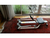 Tunturi Rowing Machine