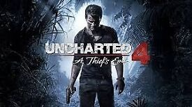 PS4 Unchartered 4 - a thiefs tale
