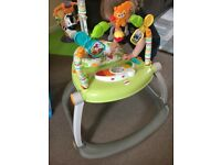 Fisher-Price Rainforest Friends Space-Saver Jumperoo