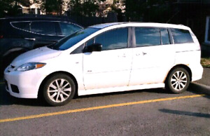 2007  mazda 5 for parts or repair