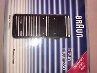 Braun linear 230