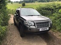 Freelander 2 2.2L Diesel Low Mileage FSH Great Condition