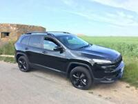 Jeep Cherokee Night eagle edition. 2.2