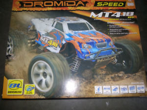 1/18 scale r/c trucks package deal