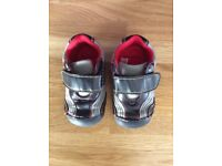 Baby / toddler shoes Disney cars (size 4)