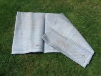 Ground sheet,camping mat,tent floor covering.