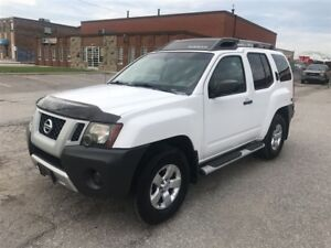 2009 Nissan Xterra 4X4 NO ACCIDENTS