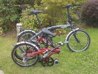 Carrera Foldable Innercity Bikes Used Once £200 (Free Delivery)