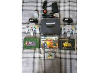 N64 With 4 Top Games (Sale or swap for a PS4)