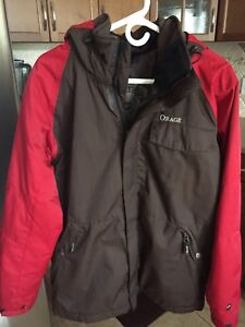 Men's ORAGE Ski / Snow Boarding Jacket