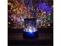 Star Night Light Projector Lamp - Brand New - Kilmarnock Area