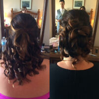 Hair & makeup for a great price