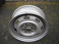 MX5 Steel wheel