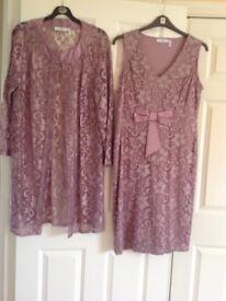 Dress & Jacket by Joanna Hope, size 18