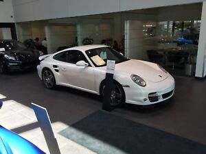 2012 Porsche 911 Turbo with CPO warranty for 3 years Mint