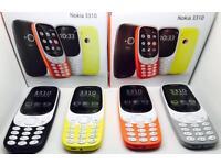 Nokia 3310. Dual sim new unlocked