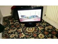 Samsung 19 inch screen hd lcd free view tv £ 30