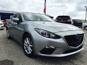 2015 Mazda Mazda3 GS/ Back- up Camera /Tow package  NAVI