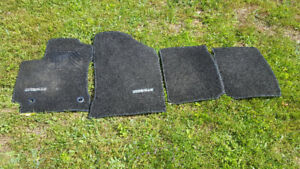 Winter Tires and Mats for Toyota Corolla