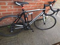 Road bike- Scott Speedster 50 with Lights and Lock for Sale