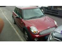 Mini one 2008 1.4 67k cat c damage repaired