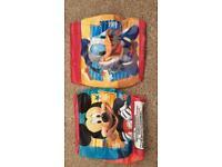 Disney swimming arm bands 50p