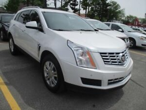 2013 Cadillac SRX Luxury Collection NAVIGATION! LEATHER! HEAT...