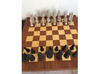 large chess board