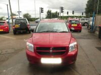 DODGE CALIBER 2.0 SXT SPORT 5DR AUTO LOW MILEAGE
