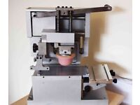 PAD PRINTING MACHINE AND LOTS OF ACCESSORIES
