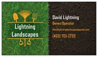 Tired of those pesky weeds? Call the pro's! (403) 808-0291
