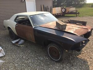 1969 Ford Mustang Coupe ( Must Sell)