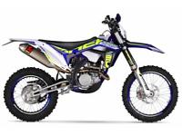 SHERCO SEF-R 300 2017 FACTORY EDITION ENDURO - 0% FINANCE AVAILABLE - BRAND NEW