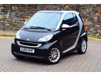 2010 SMART FORTWO PASSION MHD AUTO 1.0 PETROL*ECO MODE*START/STOP*3 MONTHS WARRANTY*NEW MOT &SERVICE