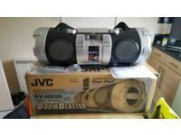 JVC RV-NB50 Boomblaster