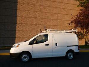 2015 Chevrolet City Express - Nissan NV200