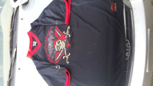 Captain jack, pirates of Caribbean jersey.
