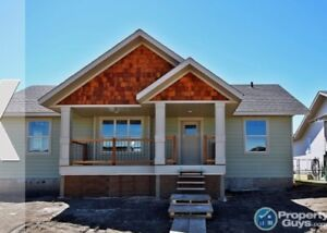 Brand new Beautiful, craftsman style house for sale in Rimbey