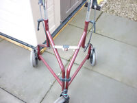 Mobility Trike With Baskets