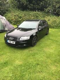 Audi A6 swap for campervan