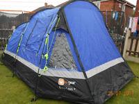 hi gear caplan 5 person tent ** brand new **