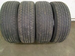 4-215/60R17 M+S FIRESTONE AFFINITY TOURING ALL SEASON TIRES