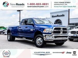 2016 Ram RAM 3500 Crew Cab 4x4 SLT|8FT BOX|4X4|GOOSE NECK|P-STAR