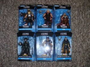 Marvel Legends Thor Set - NO BAF!
